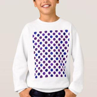 T-shirts Teste padrão de pontos bonito XV