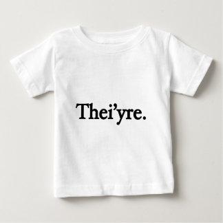 T-shirts Thei'yre