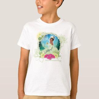 T-shirts Tiana - eu sou uma princesa