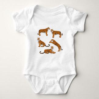 T-shirts Tigre selecção