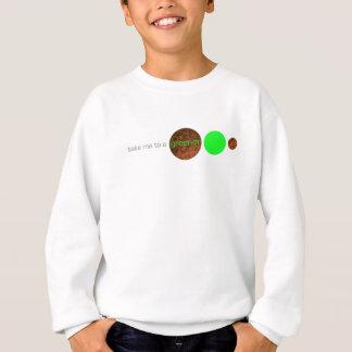 T-shirts Tome-me a um planeta mais verde