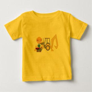 T-shirts Trator do Backhoe