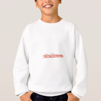 T-shirts Trem da mula