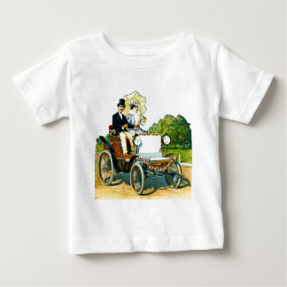 T-shirts Um cavalheiro e sua senhora Ir Para um passeio -