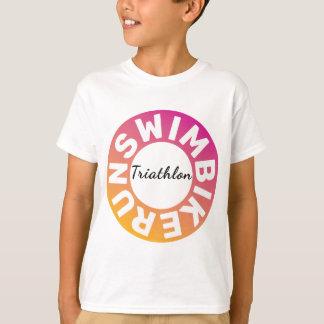 T-shirts Um grande presente do Triathlon para sua amigo ou