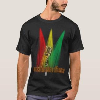 T-shirts Uma voz