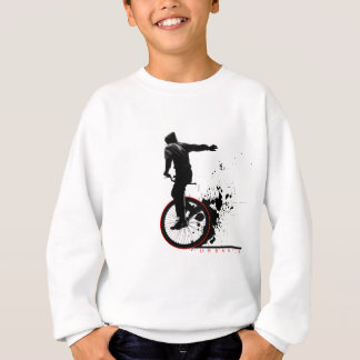 T-shirts Unicycle urbano B