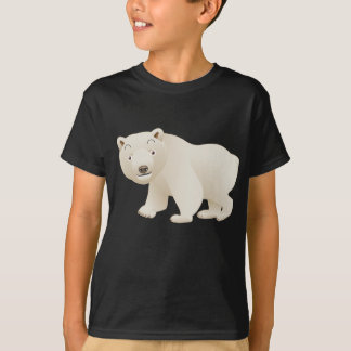 T-shirts Urso polar