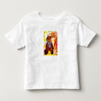 T-shirts Ursos e gato de ursinho