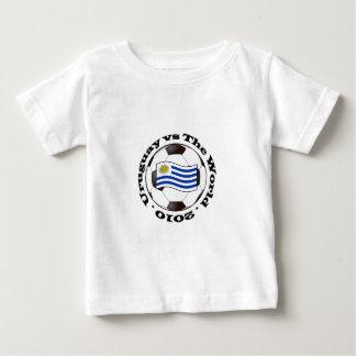 T-shirts Uruguai contra o mundo
