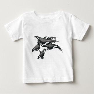 T-shirts Vagem da orca