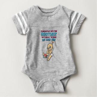 T-shirts Vai o jogo com seu irmão - parentalidade perfeita
