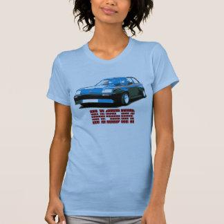 T-shirts Vauxhall Chevette HSR