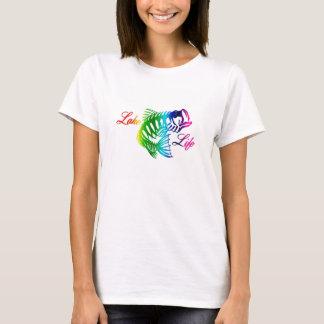 T-shirts Vida do lago