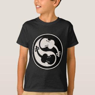 T-shirts Violino Yang