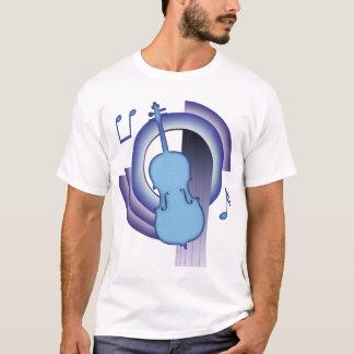 T-shirts Violoncelo Deco2