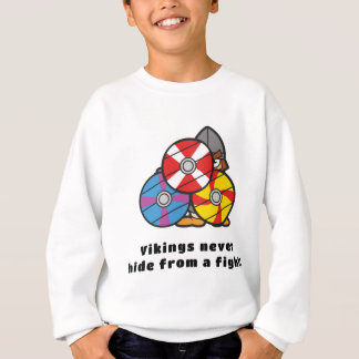 T-shirts Viquingues nunca escondem