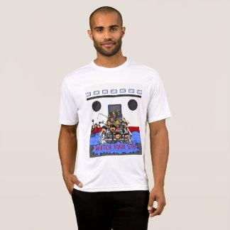 T-shirts Visitante do navio de cruzeiros de Cayman Islands