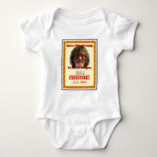 T-shirts Voto Visigoth para o presidente em 2016