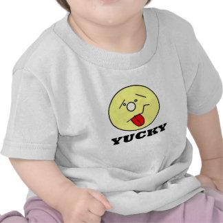 T ShirtYucky da criança Camiseta
