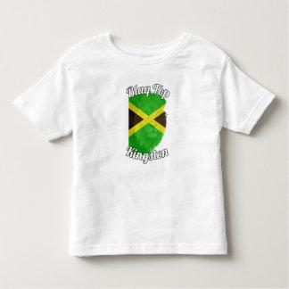 T superior de Kingston da criança de Blaq T-shirts