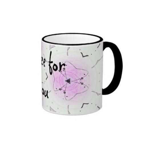 """Taça """"coffee for you """" canecas"""