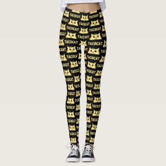 Tacocat modelou leggings