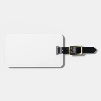 Tag de Bagagem Pequena Personalizada