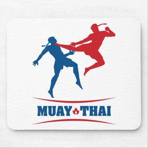 Tailandês de Muay Mousepad