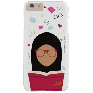 Talibat Hijabi - Iphone 6/6S mais o caso Capas iPhone 6 Plus Barely There