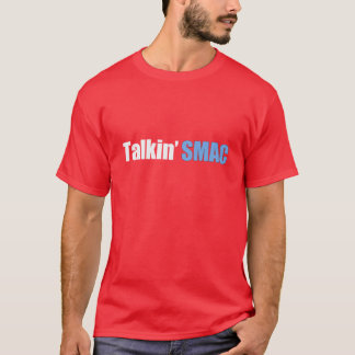 Talkin Mic colado SMAC AvCast colore o t-shirt