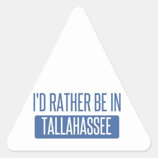 Tallahassee Adesivo Triangular