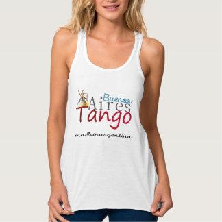Tango de Buenos Aires feito em Argentina Regata