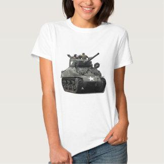 Tanque de M4 Sherman Tshirt