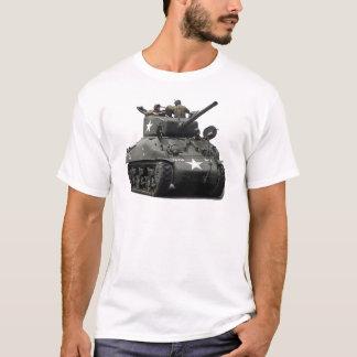 Tanque de M4 Sherman Tshirts