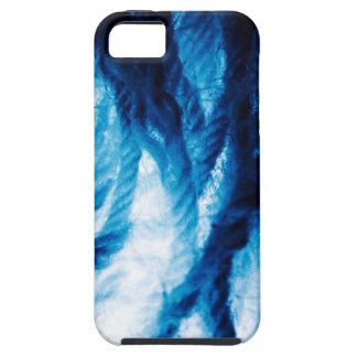 Tapete azul capas de iPhone 5 Case-Mate