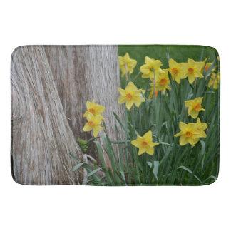 Tapete De Banheiro Daffodils do primavera