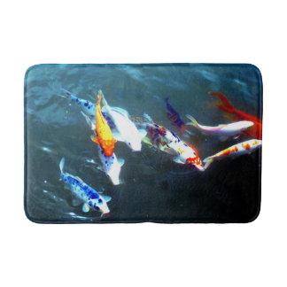 Tapete De Banheiro Peixes de Koi