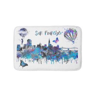 Tapete De Banheiro San Francisco, San Francisco Califórnia