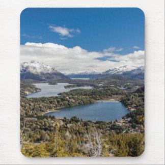 Tapete de ratos - Paisagem Patagonie #2 Mouse Pad