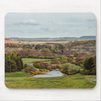 Tapete do rato da paisagem de Consett do Mouse Pad