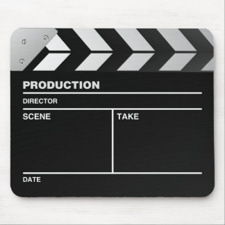 Tapete do rato do conselho de válvula da cineasta mouse pad