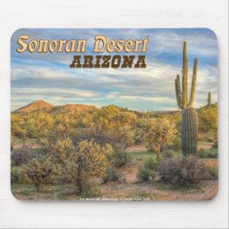 Tapete do rato do deserto de Sonoran Mouse Pad