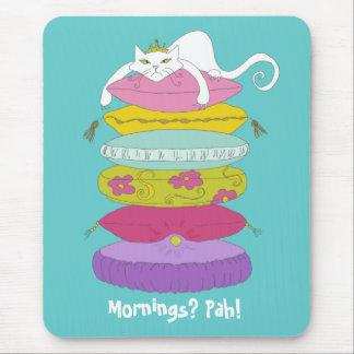 Tapete do rato engraçado dos desenhos animados do  mousepad