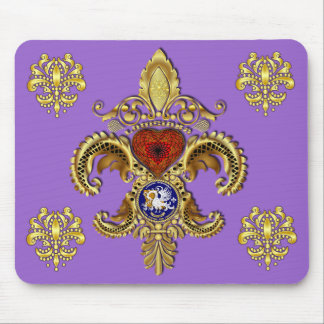 Tapete do rato Louisiana Mouse Pad