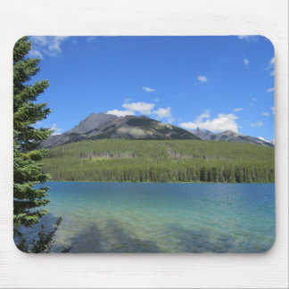 Tapete do rato natural da paisagem de Banff Mouse Pad