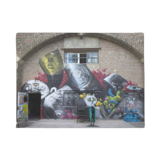 Tapete Grafites em Stadtbahnbogen, Wien Österreich