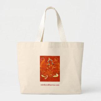 Tara vermelho - saco sacola tote jumbo