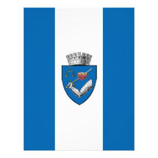 Targu_Mures_Flag Papel Timbrado