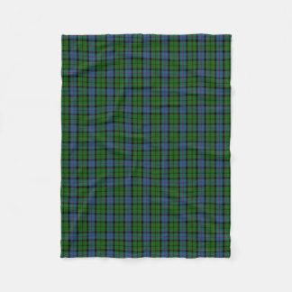 Tartan escocês do clássico de Forsyth Forsythe do Cobertor De Velo